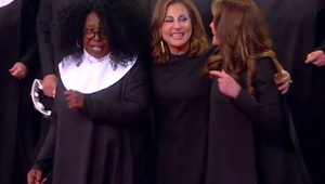 The View Just Staged an Epic Sister Act Reunion
