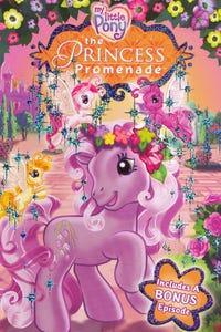 My Little Pony: The Princess Promenade as Wysteria / Minty