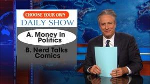 The Daily Show With Jon Stewart, Season 20 Episode 103 image