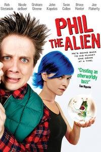 Phil the Alien as Ginger