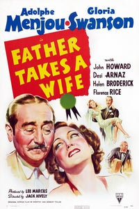 Father Takes a Wife as Mr. Fowler