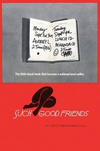 Such Good Friends as Richard Messinger