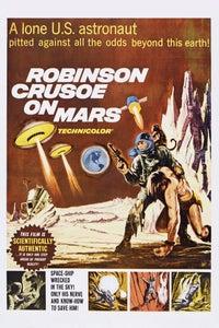 Robinson Crusoe on Mars as Col. Dan McReady