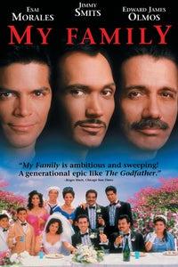 My Family, Mi Familia as Karen Gillespie