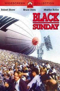 Black Sunday as Maj. David Kabakov