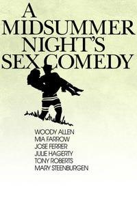 A Midsummer Night's Sex Comedy as Maxwell