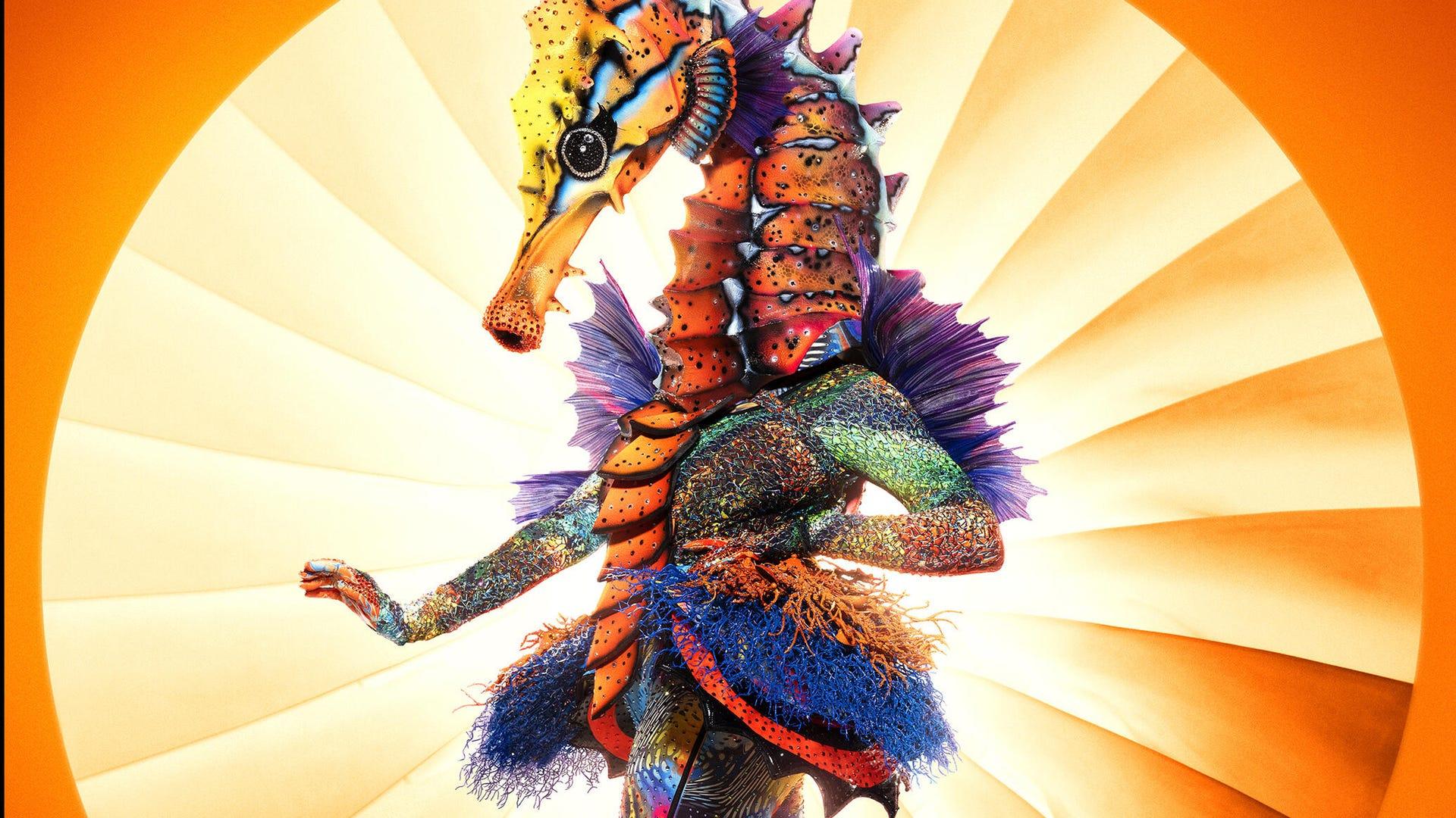 Seahorse, Masked Singer