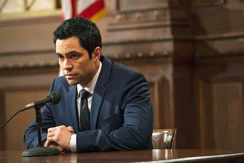 """Law & Order: Special Victims Unit - """"Amaro's One-Eighty"""" - Danny Pino"""