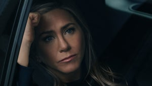 See Jennifer Aniston Try Her Hardest Not to Snap in This The Morning Show Exclusive Clip
