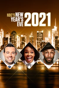 NBC's New Year's Eve 2021 with Carson Daly