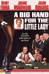 A Big Hand for the Little Lady as Otto Habershaw