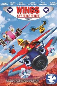 Wings: Sky Force Heroes as Ace