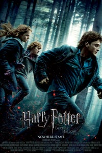 Harry Potter and the Deathly Hallows, Part 1 as Rubeus Hagrid
