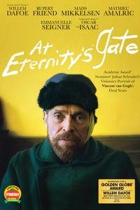 At Eternity's Gate as Vincent van Gogh