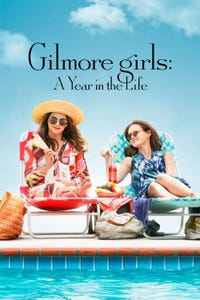 Gilmore Girls: A Year in the Life as Violet