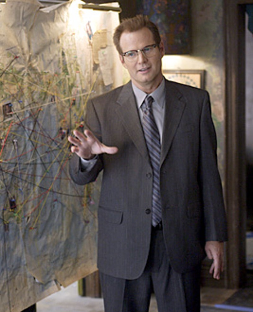 """Heroes - """"Six Months Ago"""" - Jack Coleman as H.R.G."""
