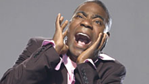 30 Rock Star Tracy Morgan Gives Us a Good Scare