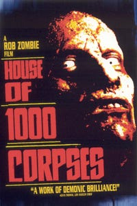 House of 1000 Corpses as Jerry Goldsmith