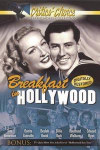 Breakfast in Hollywood as Ken Smith