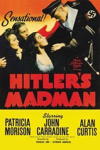 Hitler's Madman as Katy Chotnik