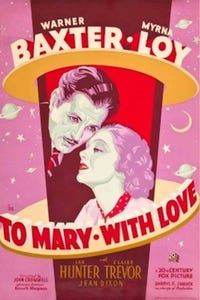 To Mary---With Love as Salesgirl