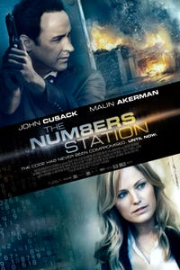 The Numbers Station as Katherine