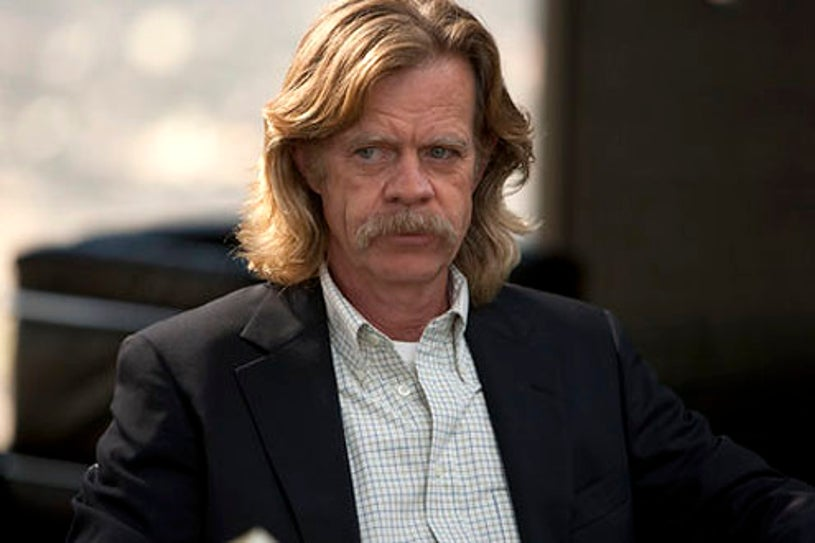 The Lincoln Lawyer - William H. Macy as Frank Levin