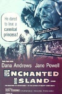 Enchanted Island as Fayaway
