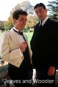 Jeeves and Wooster as Bertram `Bertie' Wooster