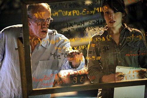 Meteor - Christopher Lloyd as Dr. Lehman, Marta Sokoloff as Imogene