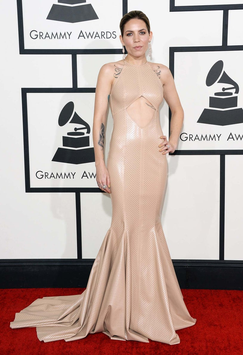 Skylar Grey - 56th Annual Grammy Awards in Los Angeles, January 26, 2014