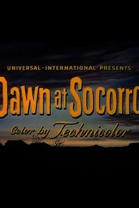 Dawn at Socorro as Jebb Hayes