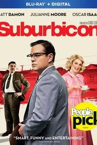 Suburbicon as Roger