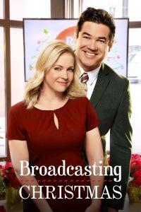 Broadcasting Christmas as Veronika Daniels