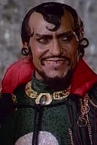 Amrish Puri as Mola Ram