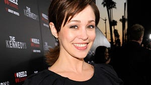 Autumn Reeser Welcomes a Son --- And He's Already Tweeting!