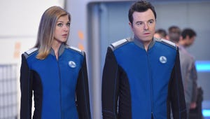 The Orville: Does Ed Have a Crush on Kelly's Ex?
