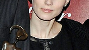 Rooney Mara Debuts Girl With The Dragon Tattoo-Inspired Look