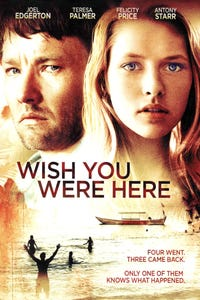 Wish You Were Here as Jeremy King