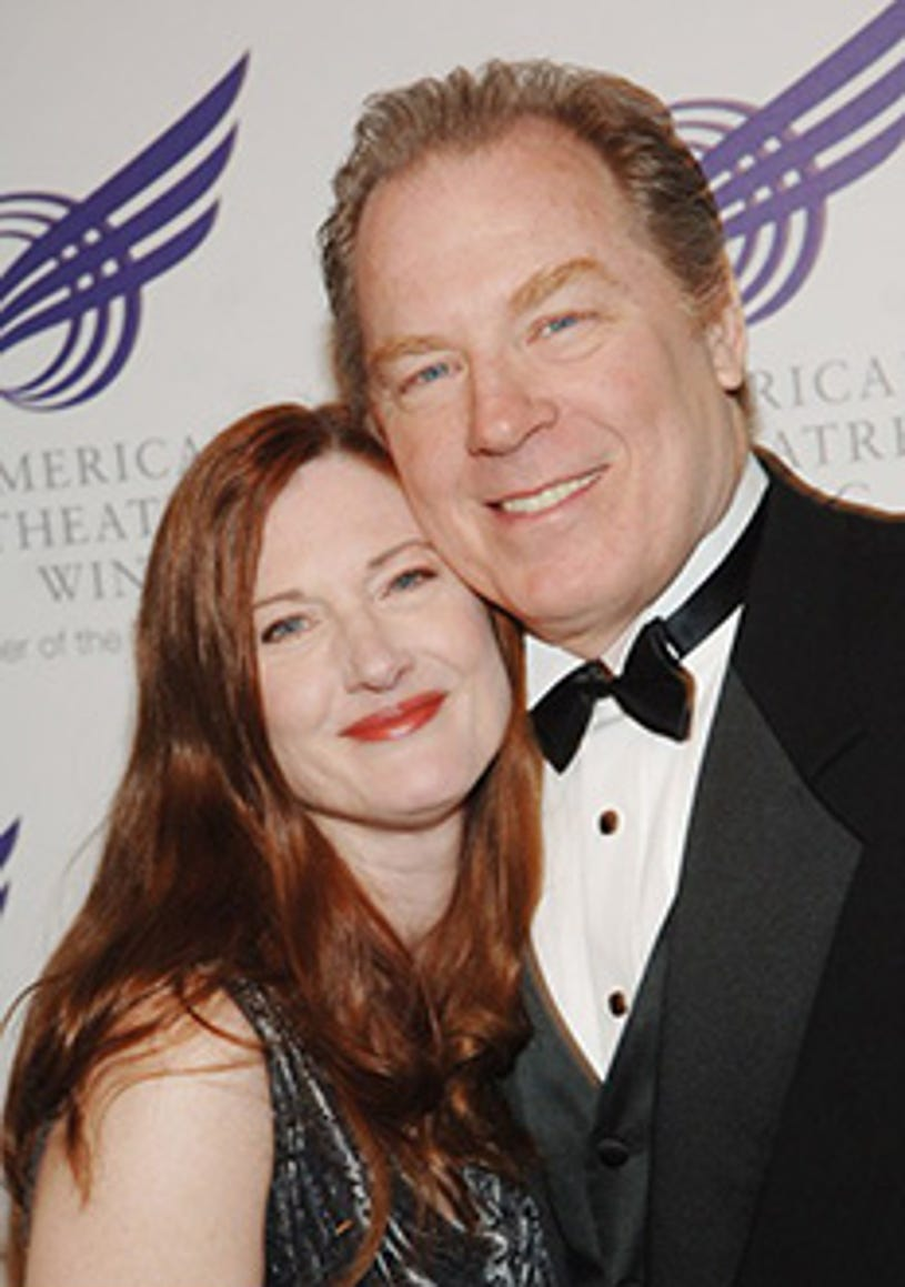 Annette O'Toole and Michael McKean - American Theatre Wing's Annual Spring Gala in New York City, April 10, 2006