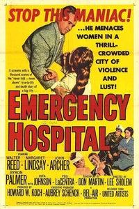Emergency Hospital as Harry Johnson