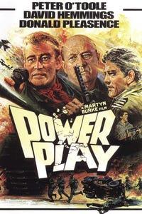 Power Play as Hillsman