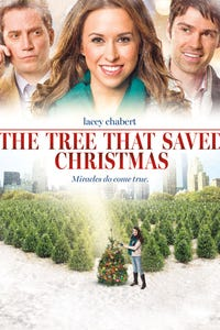The Tree That Saved Christmas as Lucas Bishop