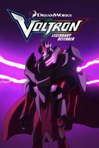 Voltron: Legendary Defender as Shiro