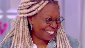 Patrick Stewart Inviting Whoopi Goldberg to Join Star Trek: Picard Is the Cutest Thing You'll Watch Today