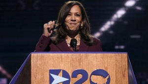 How to Watch Kamala Harris' First Solo Interview as a Vice Presidential Candidate