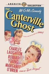 The Canterville Ghost as Cuffy Williams