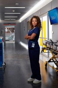 Antonia Thomas as Dr. Claire Browne