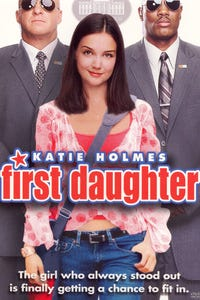 First Daughter as James Lansome