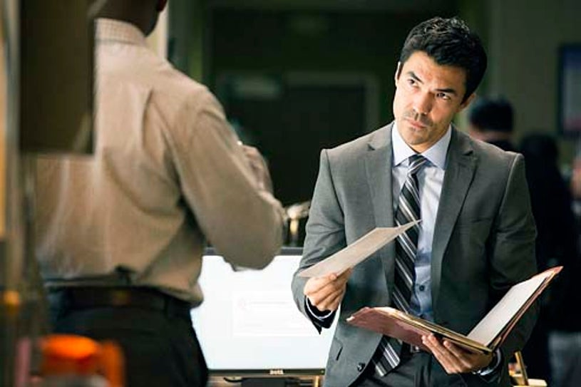 """Murder in the First - Season 1 - """"Pilot"""" - Ian Anthony Dale"""
